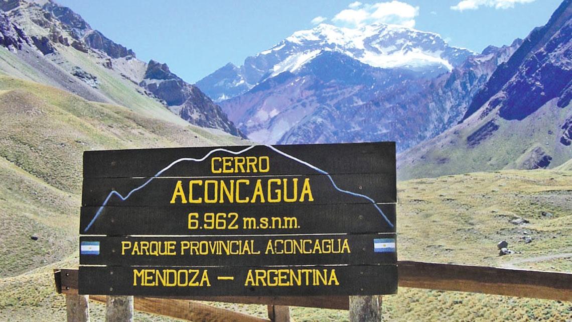 Wyprawa członka Idymy na Aconcaguę